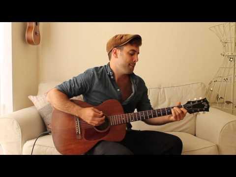 Foo Fighters - My Hero (David Ashworth) Acoustic Cover