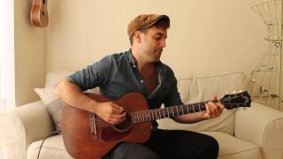Foo Fighters - My Hero (David Ashworth) Acoustic Cover