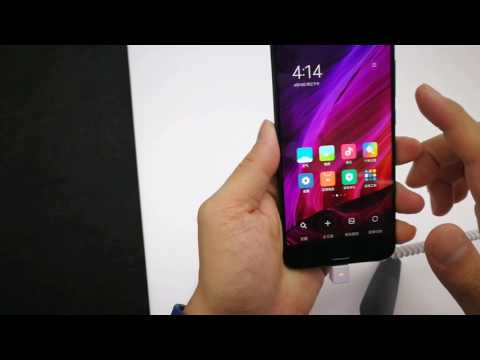 Xiaomi Mi 6 hands On