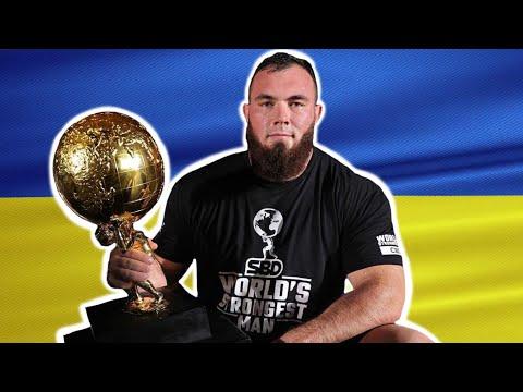 Oleksii Novikov   World's Strongest Man 2020   Strongman Motivation