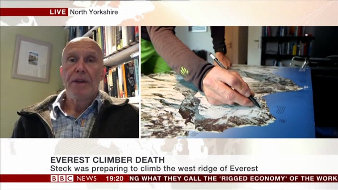 Ueli steck new speed record eiger 2015 youtube - Ueli Steck Everest Preparation Claims Swiss Machine Climber