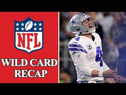NFL Wild Card Weekend Recap: Top storylines and takeaways   NBC Sports
