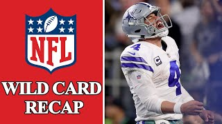 NFL Wild Card Weekend Recap: Top storylines and takeaways | NBC Sports