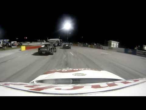 UCar Race 101428 Wreck at finish
