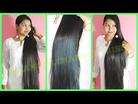 Deep conditioning natural home remedy for dandruff and dry,rough,damaged,frizzy hair.