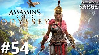 Zagrajmy w Assassin's Creed Odyssey PL odc. 54 - Wejście do podziemnego świata