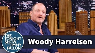 Woody Harrelson Joined Star Wars as a Criminal and Got Arrested by : The Tonight Show Starring Jimmy Fallon