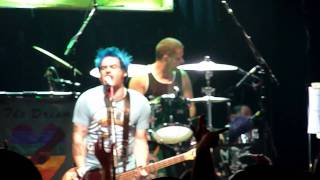 """NOFX """"Fuck the Kids & The Pharmacist's Daughter"""" 10-08-11 Irving Plaza in NYC"""