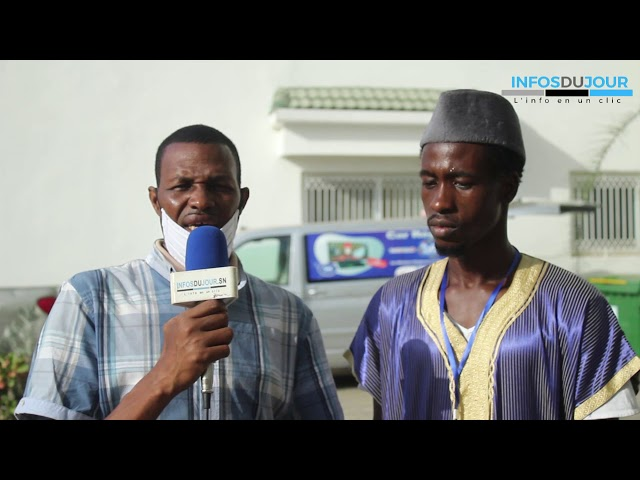 REPORTAGE GAMOU NDIASSANE 2020