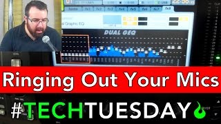 How to Ring Out Your Mics - #AscensionTechTuesday - EP024