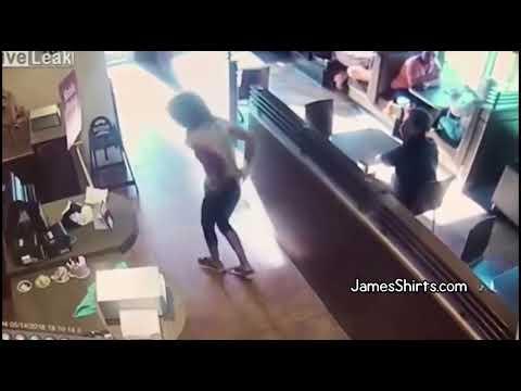 Woman poops inside Langley Tim Hortons