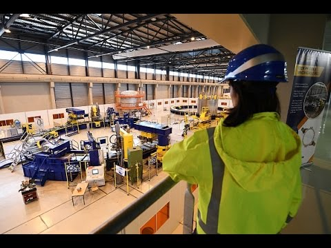 Completing the 'world's largest fusion experiment' ITER | The Edge