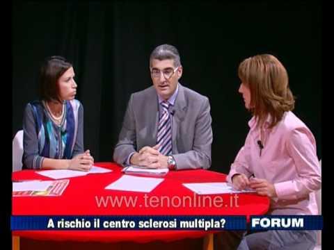 TEN - FORUM - 27-09-2011 - A rischio il centro Sclerosi Multipla?