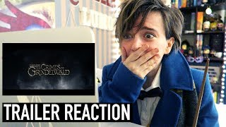 Fantastic Beasts: The Crimes of Grindelwald Teaser Trailer Reaction and Breakdown