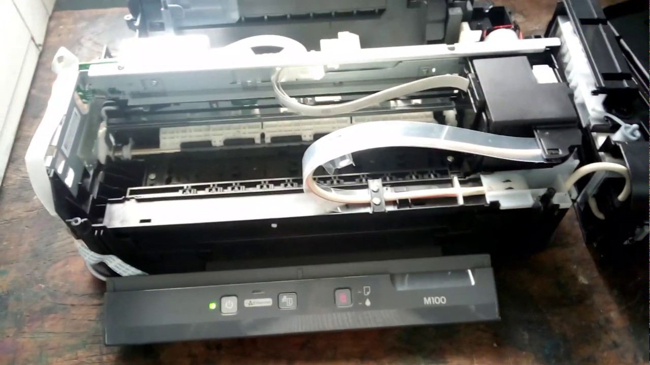 Papar Sensor Problem Epson M100 Printer || Papar Jam Problem