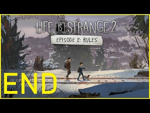 Life Is Strange 2 Episode 2 Ending - THE FEELS!! THEY'RE TOO MUCH! thumbnail