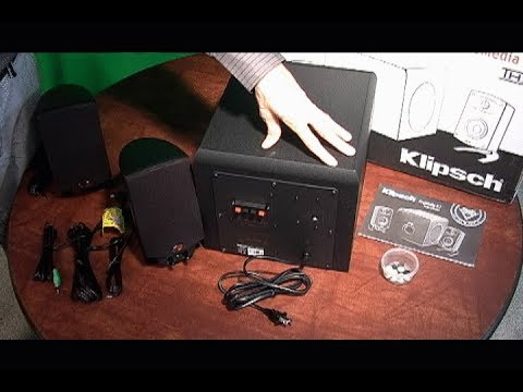 Klipsch WA-2 wireless subwoofer kit install & demo.. from YouTube · Duration:  6 minutes 25 seconds