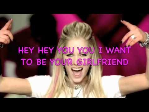 Avril Lavigne - Girlfriend Lyrics | MetroLyrics