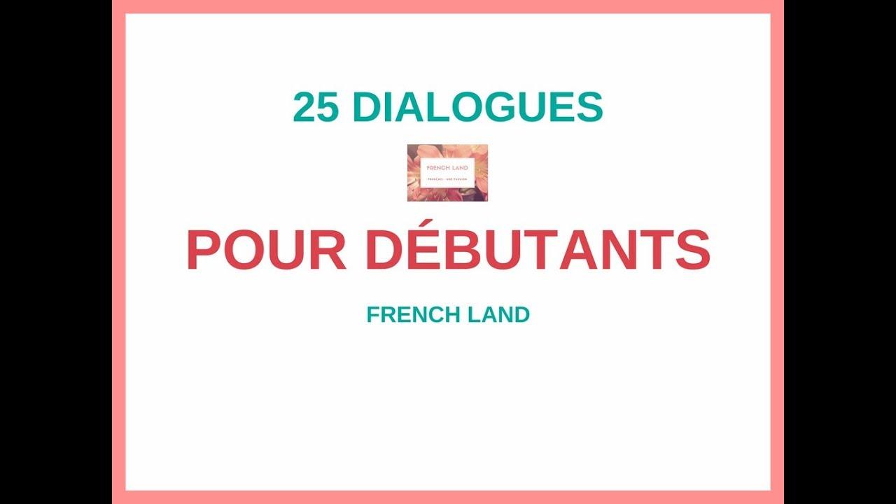 [FRENCH LAND] Luyện nghe tiếng Pháp cơ bản: 25 bài nghe bản tiếng Pháp