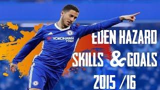 Eden Hazard 2017 - Amazing Skills & Goals -  HD