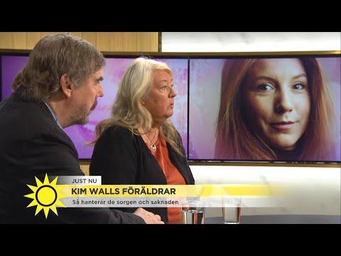 """Kim Walls föräldrar: """"Vi förstod när två poliser ringde på dörren – det är ing… - Nyhetsmorgon (TV4)"""