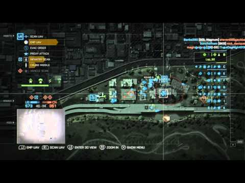 Battlefield 4: The Art Of Sending A Cruise Missile As Commander