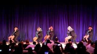 Salsa DC Bachata Congress - LFX Dancers - Latin Dance Performance