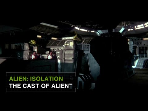Alien: Isolation - The Cast of Alien [INT]