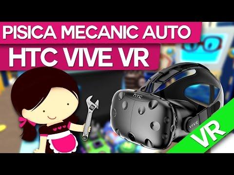 HTC VIVE | PISICA MECANIC AUTO