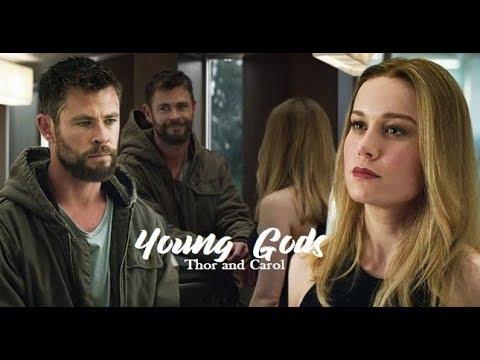 Thor Odinson & Carol Danvers