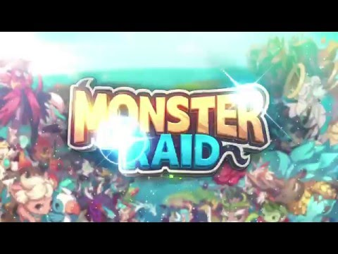 Monster Raid - Monster collecting RPG(mobile)