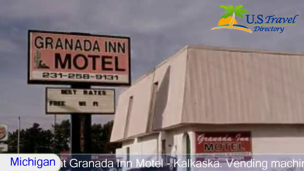 Granada Inn Motel Kalkaska 2 Stars Hotel In Michigan