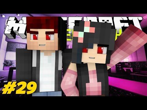 Yandere High - DANCE BATTLE! (Minecraft Roleplay) #29