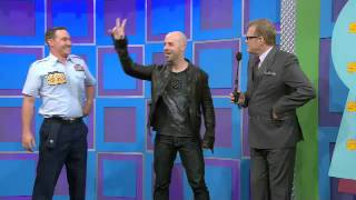 Chris Daughtry on Price Is Right