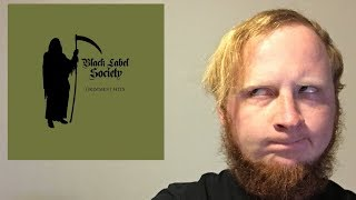 BLACK LABEL SOCIETY - GRIMMEST HITS REVIEW