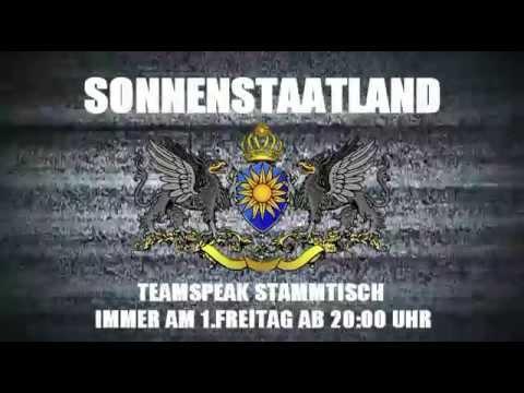 SONNENSTAATLAND TEAMSPEAK STAMMTISCH - IMMER 1. FREITAG AB 20:00 UHR