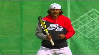 Aprende A Jugar Al Tenis Con Rafa Nadal (Golpes Especiales)