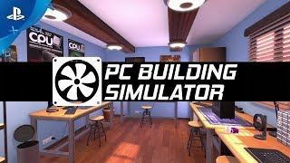 Pc Building Simulator | Launch Trailer | Ps4