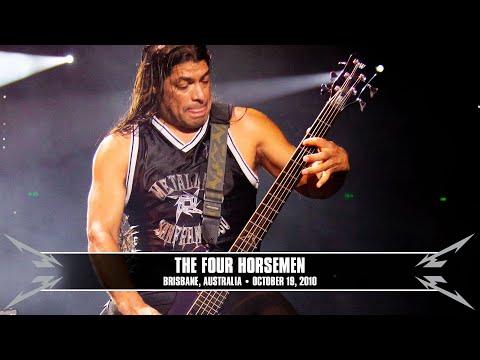 Metallica: The Four Horsemen (Live - Brisbane, Australia - 2010) Thumbnail image