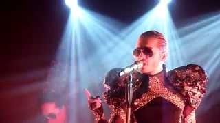 HD -Tokio Hotel - Girl Got A Gun (live) @ Arena Wien, 2015 Vienna, Austria