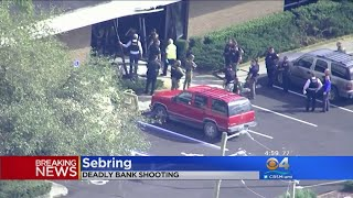 5 Killed, Suspect In Custody After Shooting At Florida Bank