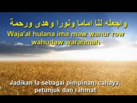Lagu Senandung Al Qur An Dan Artinya Bahasa Indonesia Doa