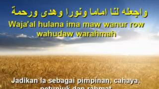 Video Lagu SENANDUNG AL QUR'AN dan artinya Bahasa Indonesia Doa Khatam Qur'an download MP3, 3GP, MP4, WEBM, AVI, FLV Juli 2018