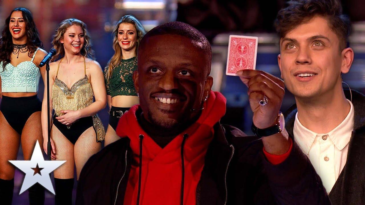 UNBELIEVABLE Magic Auditions! | Part 2 | Britain's Got Talent