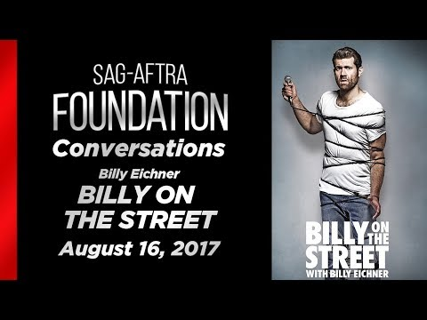 Conversations with Billy Eichner of BILLY ON THE STREET