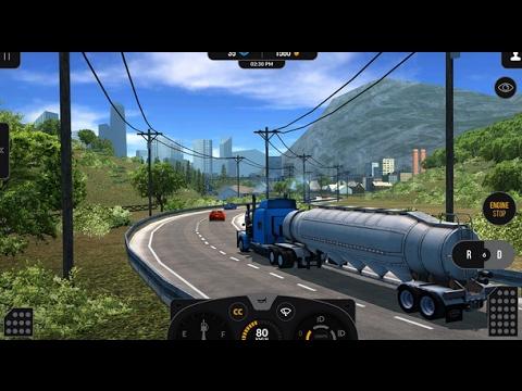 Crazy Truck Driver - Truck Simulator Pro 2