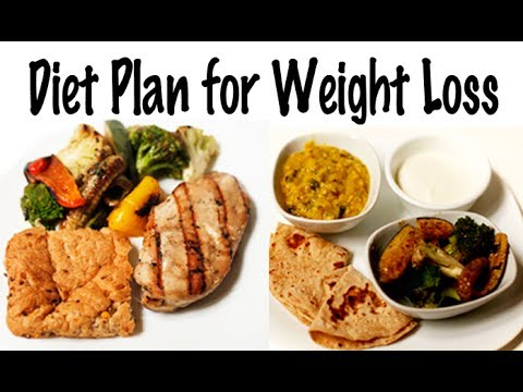 Daily Diet for Weight Loss (1900 Calories) - The Smart ...