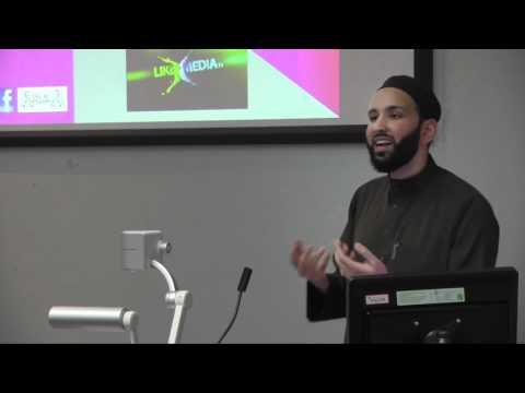 Laws of Love - Shaykh Omar Suleiman   likeMEDIA.tv