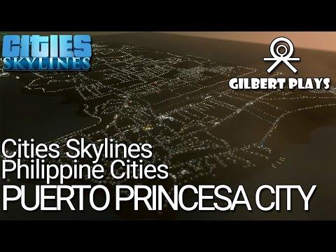 Cities: Skylines - Philippine Cities Puerto Princesa City