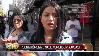 SAMSUN'DA İT DALAŞI SOKAK KAVGASINA DÖNÜŞTÜ.mp3